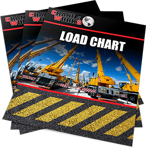 Load Chart Service Truck Crane and Knuckle Boom