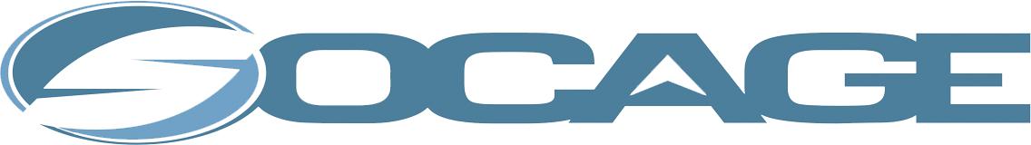 Socage Logo Boom Truck Crane Rental