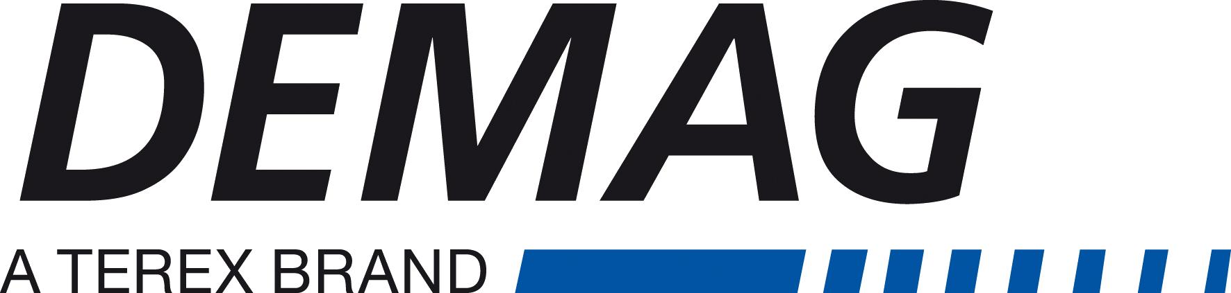 DEMAG A Terex Brand Logo