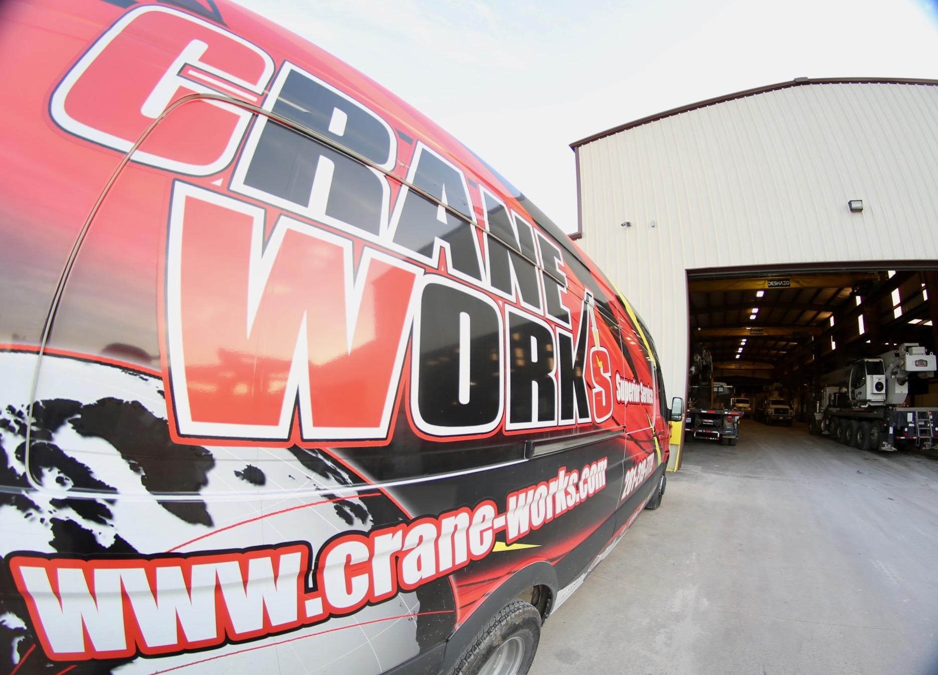 CraneWorks crane service & maintenance