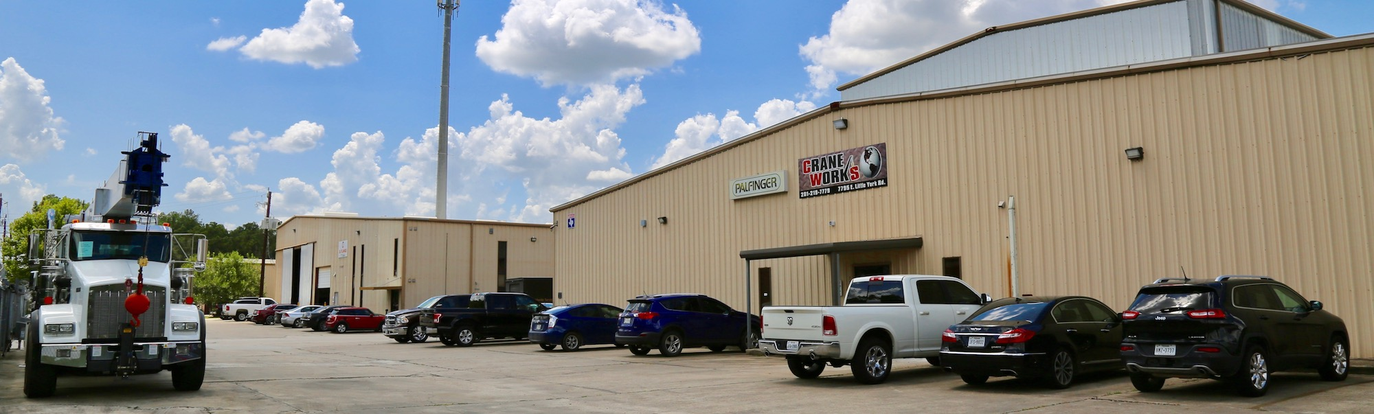 About Our Company | CraneWorks, Inc