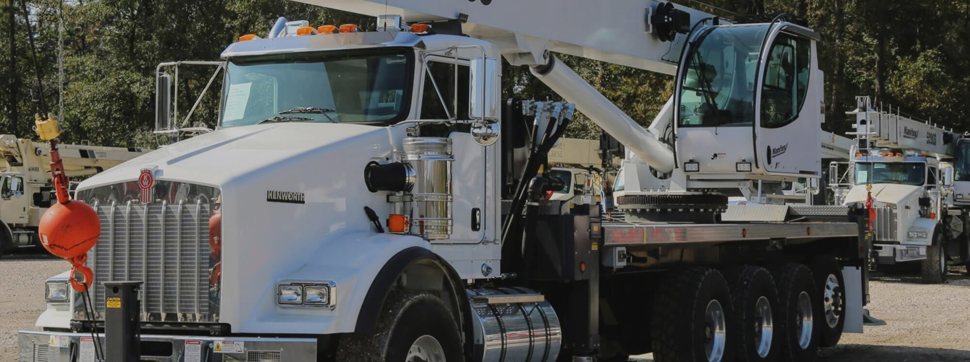 Boom Truck Rental and Mechanic Trucks for Sale with CraneWorks