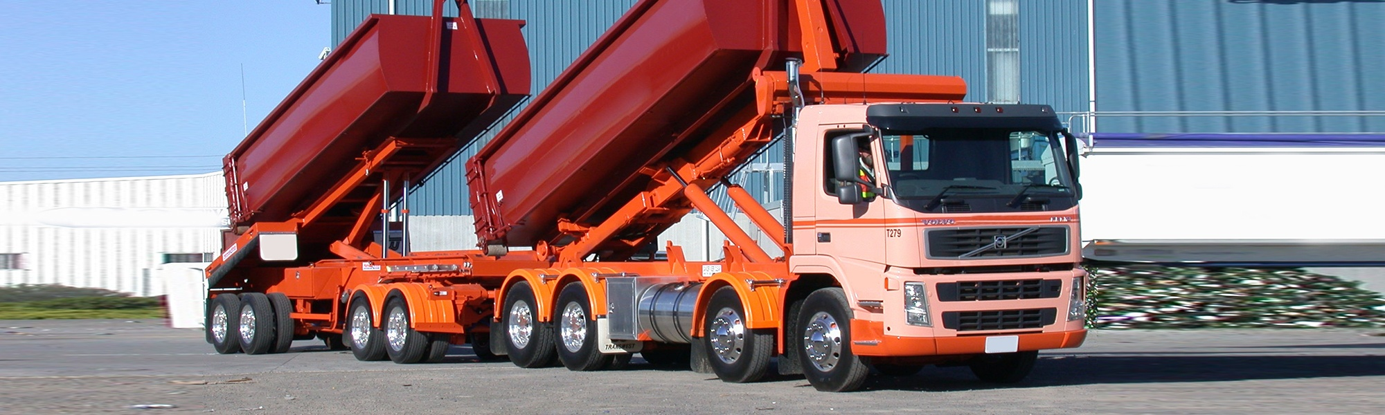 Hooklifts for sale