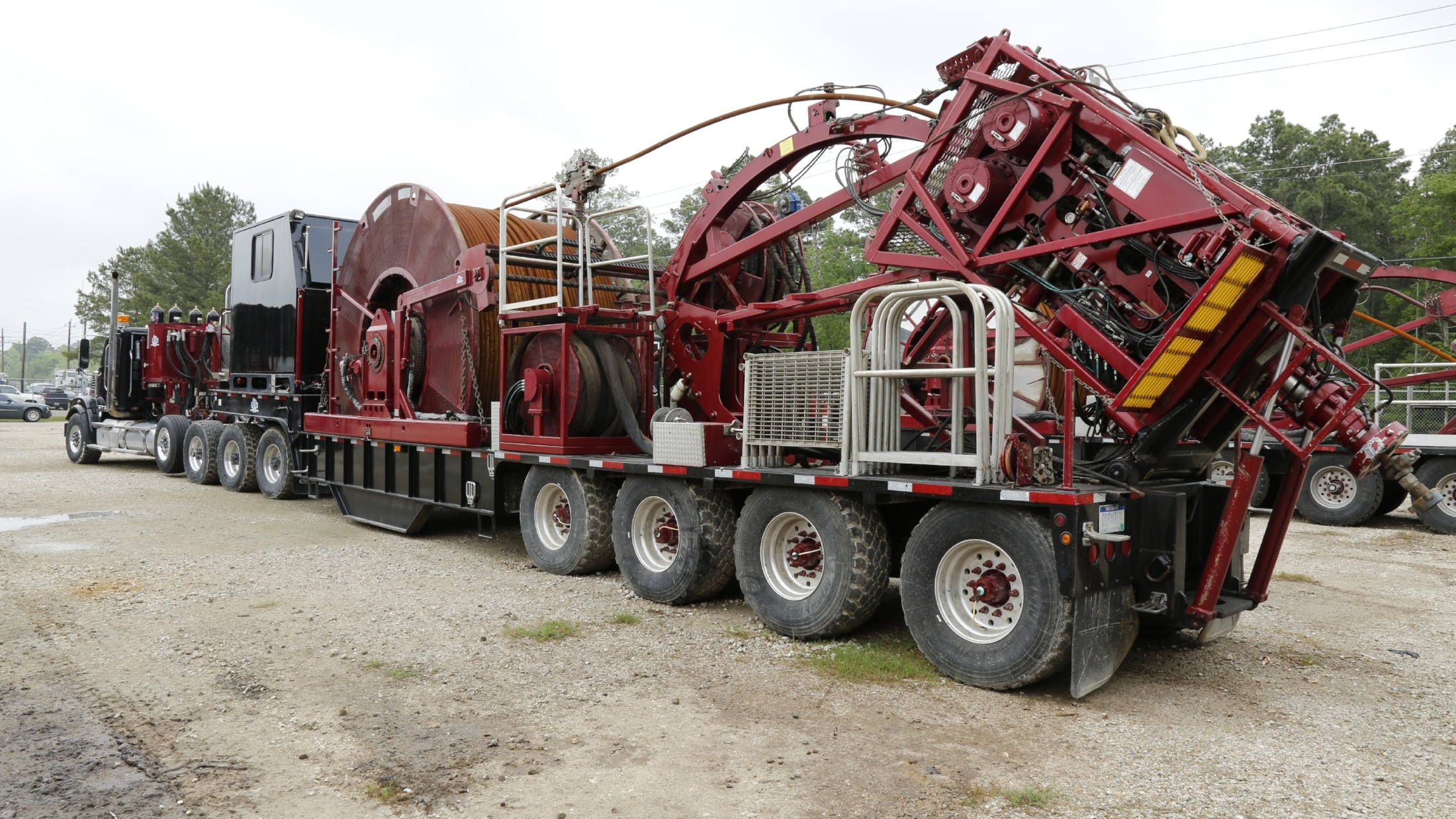 New and used oil and gas equipment