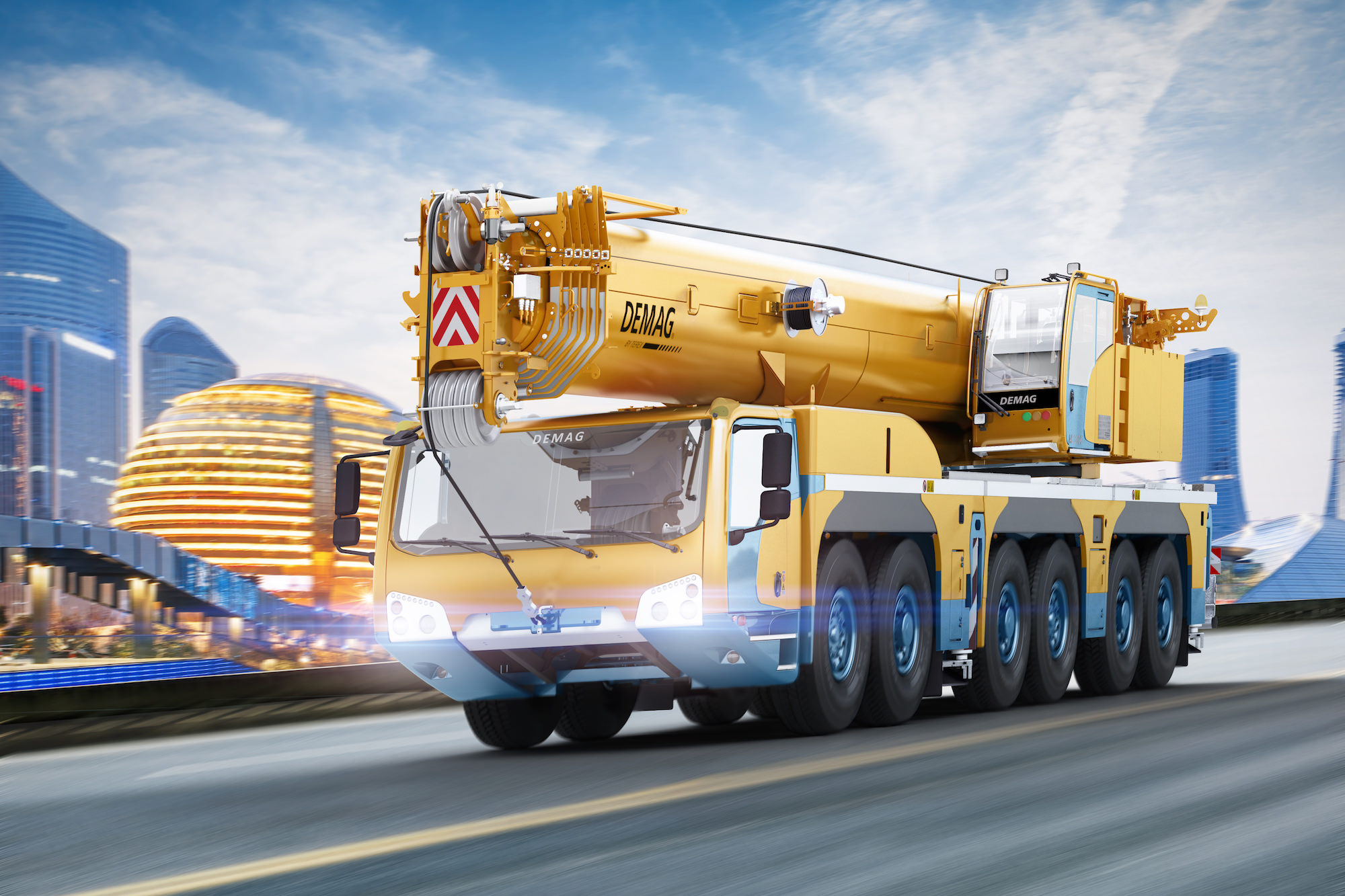 Demag AC 300-6 from CraneWorks