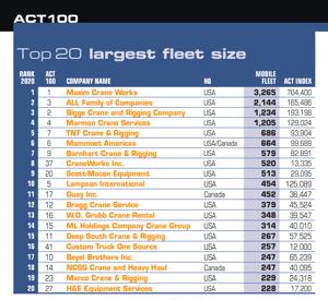 act100-largest-fleet-size