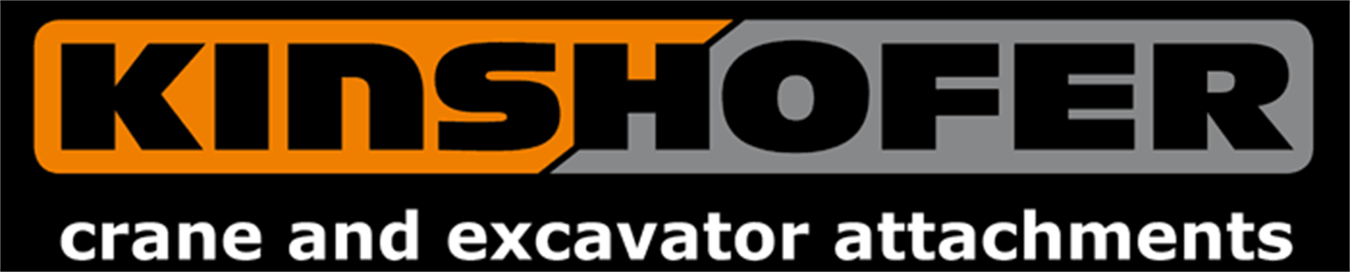 Kinshofer Crane and Excavator Attachments logo