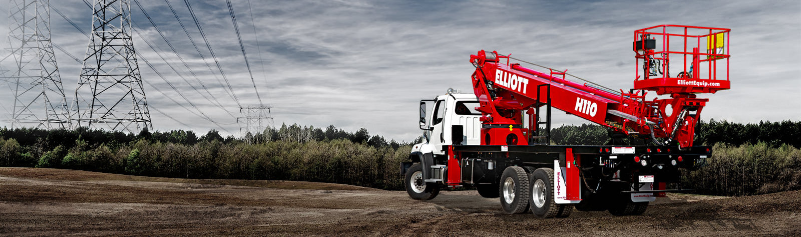 Aerial lifts & bucket trucks for sale or rent