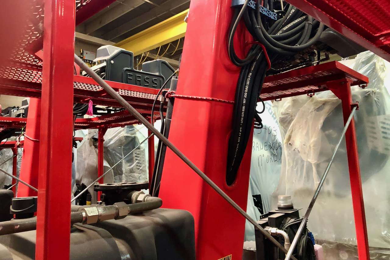 New Fassi F330SE.24 unmounted drywall boom for sale #BM-1990