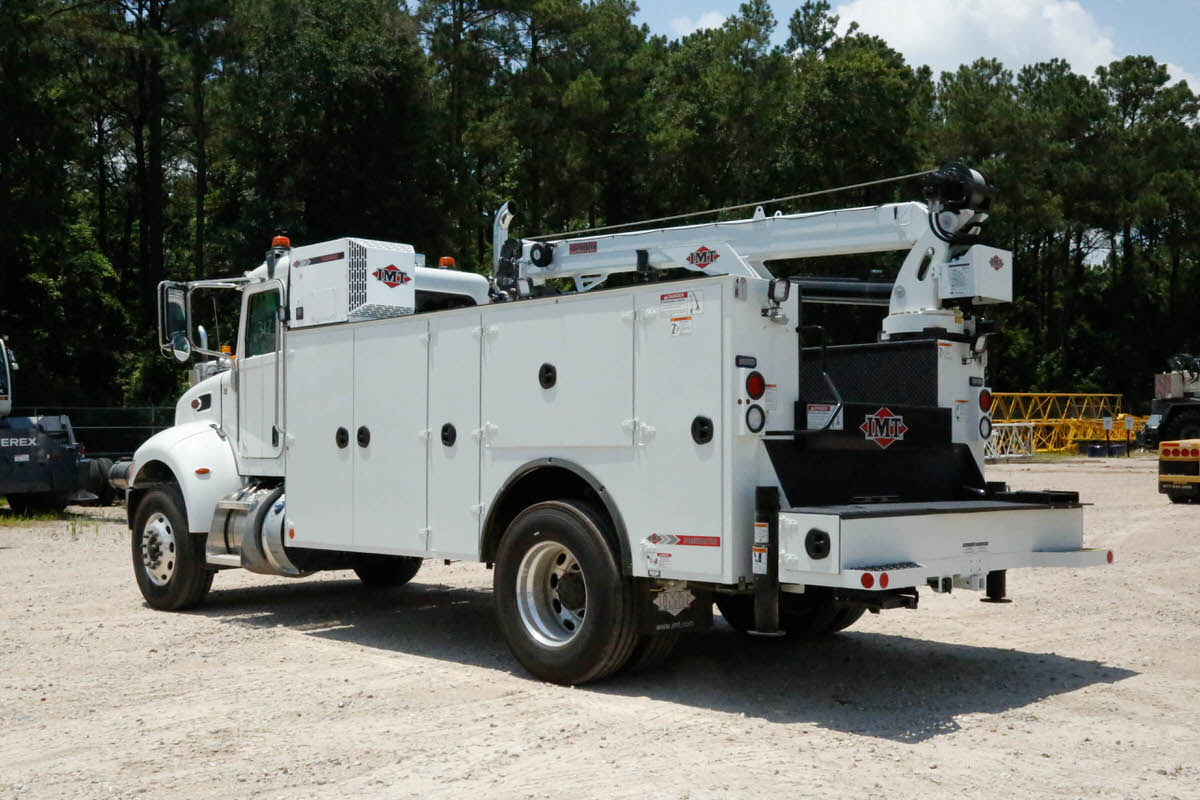 IMT 12000 with Dominator III service body 4