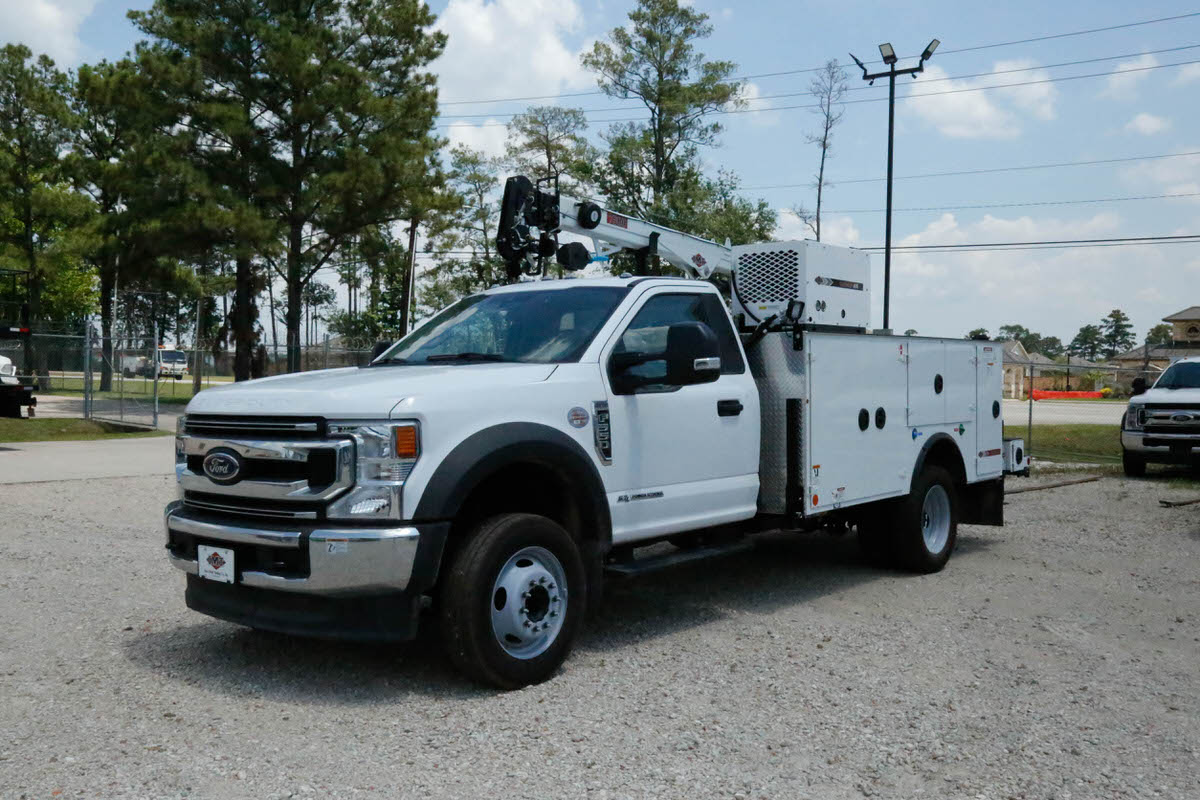 New IMT Dominator I mechanics truck for sale on Ford F-550 chassis #BM-3533