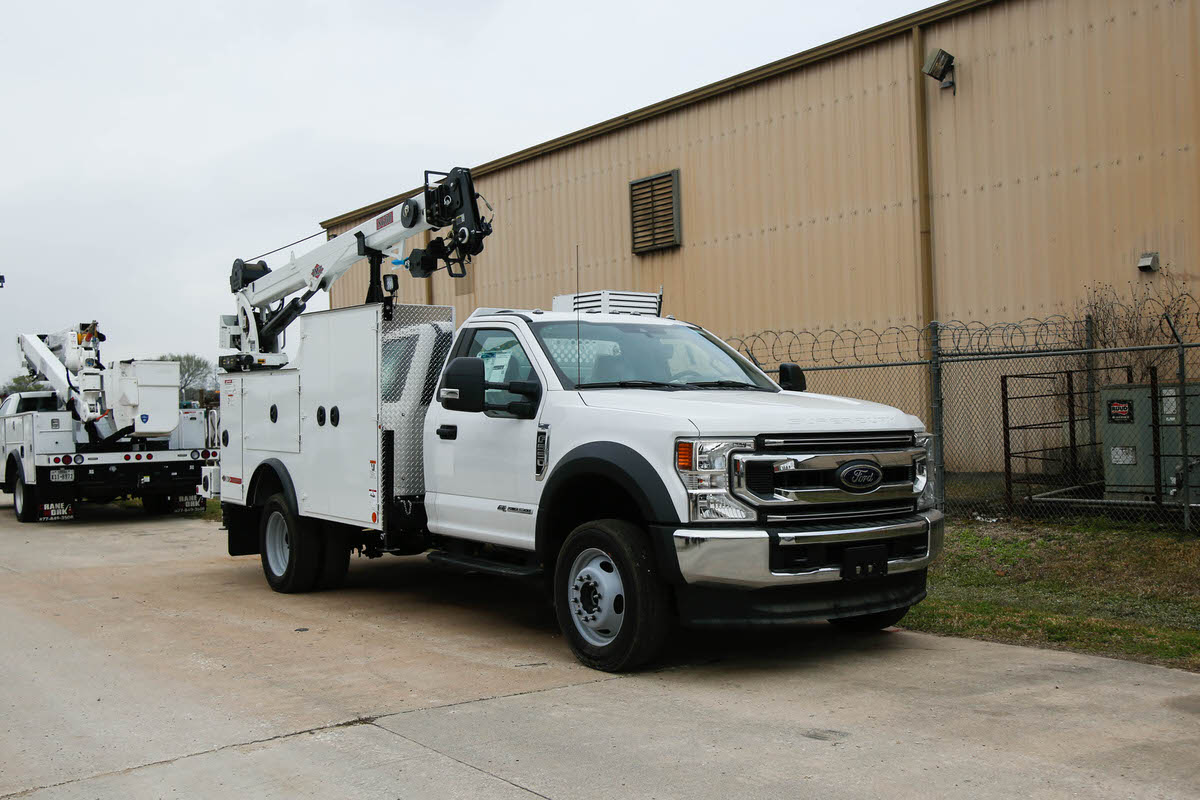 New IMT Dominator I mechanics truck for sale on Ford F-550 chassis #BM-3428