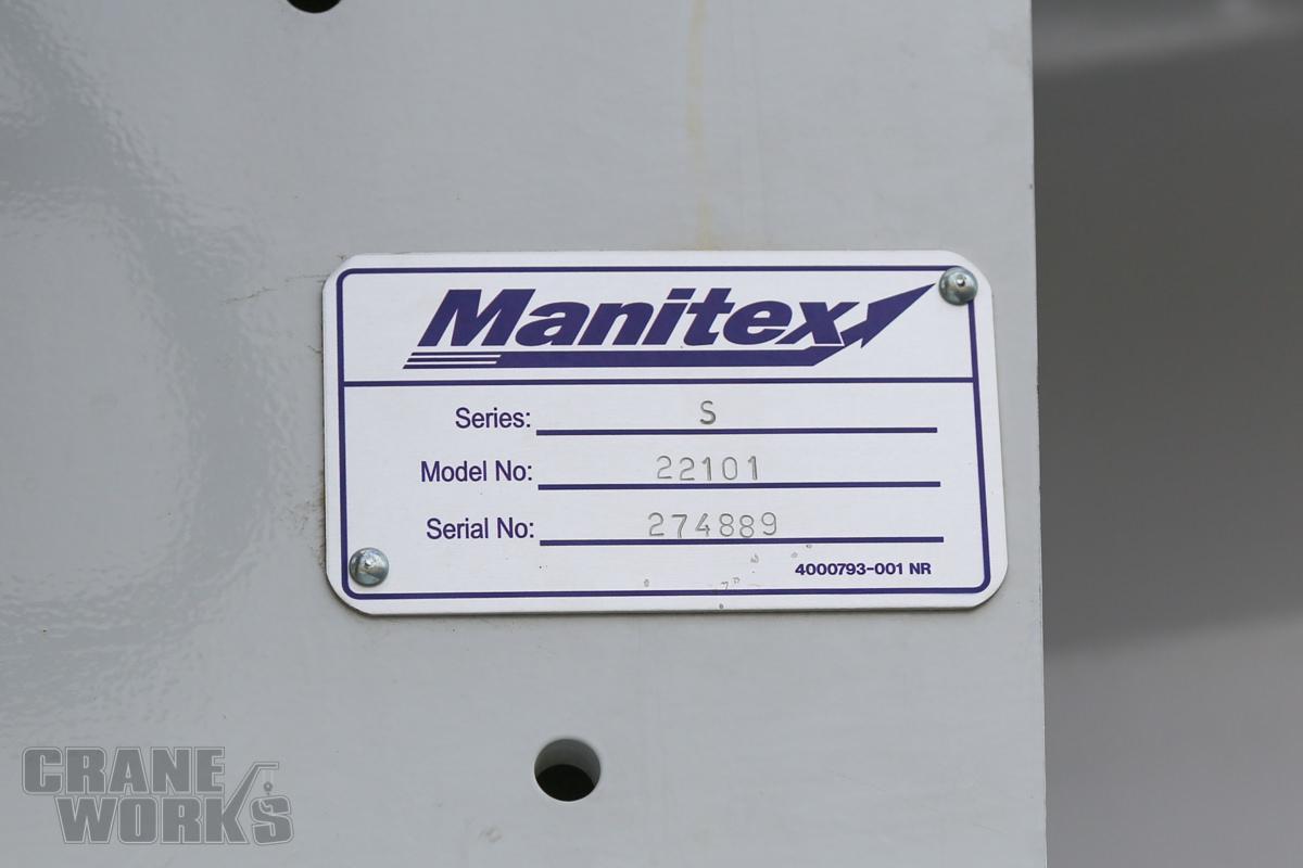 Manitex 22101S-274889-19