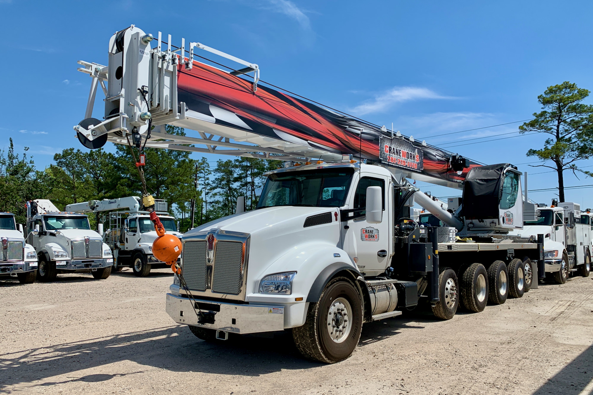 CraneWorks Now Has the 8th-Largest Crane Fleet in North America