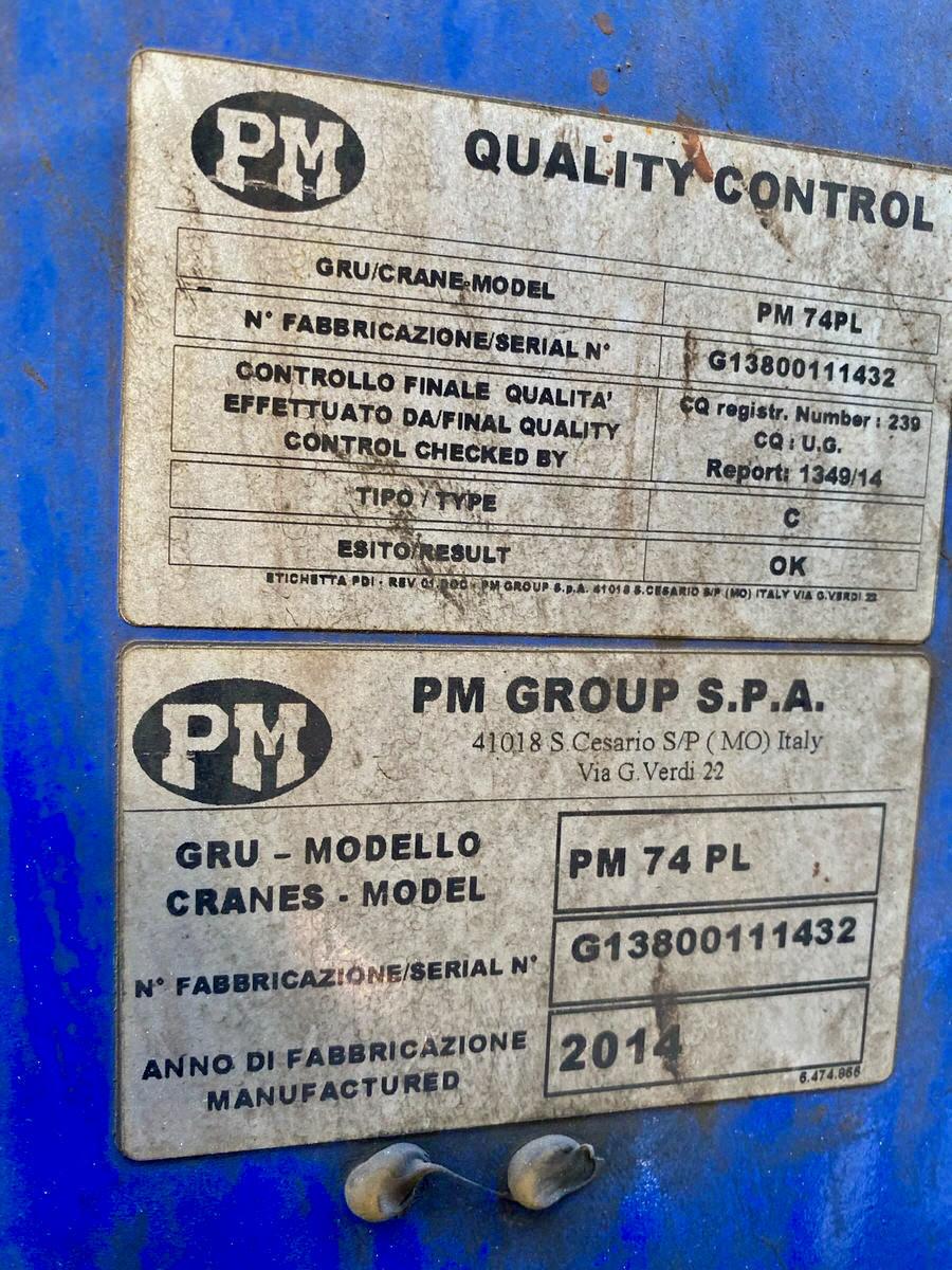 PM PL 74 S 2